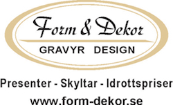 Form & Dekor Gravyr Design